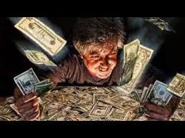 Image result for worshipping money