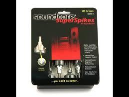 <b>Soundcare Super Spike M8 шипы</b> для акустических систем ...