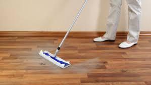 The best way to wash hardwood floors.