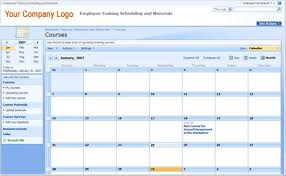 Training Programme Schedule Format How To Create A Training Plan In Excel Training Schedule