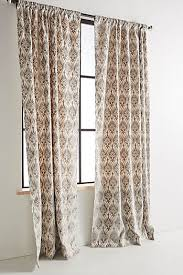 drapes with valance. Embroidered Sia Curtain Drapes With Valance 0