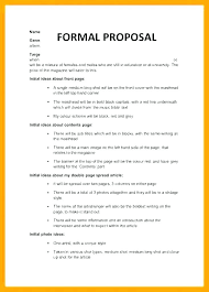 It Project Proposal Template Free Download Sample Project Proposal