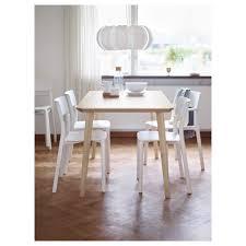 Ikea Dinning Room lisabo table ash veneer 140x78 cm ikea 5023 by uwakikaiketsu.us