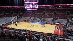 Ohio State Schottenstein Center Seating Chart Schottenstein Center Section 221 Ohio State Basketball
