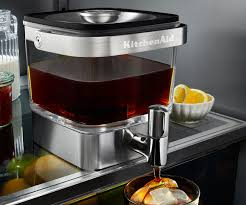 kitchenaid cold brew coffee maker dudeiwantthatcom