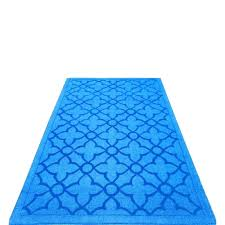 blue rug runner royal extraordinary flamenco hand loomed area rugs for bedroom navy catchy r