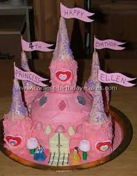 Coolest Castle Birthday Cake Ideas