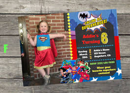 Personalized Superheroes Personalized Marvels Lego Superheroes Birthday Invitation