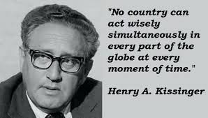 Henry Kissinger Quotes Amazing Henry Kissinger Quotes Famous Celebrity Quote By A No Country Can