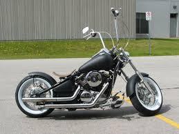 vulcan 1500 bobber motorcycle