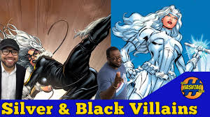Confirmed Villains And Details For Sony's '<b>SILVER AND BLACK</b>'