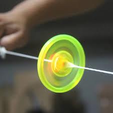 Đồ chơi Con Quay Fidget Spinner Dạ Quang Nhấp Nháy Kéo Dây Tay Spinner  Chống Căng Thẳng Đồ Chơi Mới Lạ Flash Con Quay Cho Trẻ Em Tặng Đồ Chơi