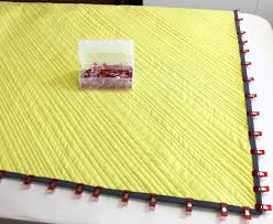 How to Bind a Quilt in 6 Easy Steps & Clip the binding Adamdwight.com