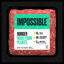 Impossible Foods now hawks its faux ground beef in grocery stores - CNET
