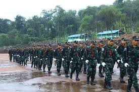 KIA Le KNU Nih Kawl Ralkap Thlakhat Chungah Kawl Ralkap An Thahmi Hna  Langhter Si Cang – Chin World News Evening