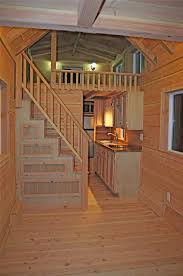 Small Picture A tiny house on wheels with two lofts and stairs in Felton