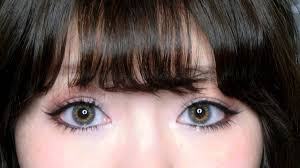 anese eyes vs chinese eyes