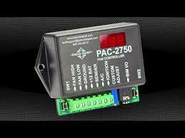 pac 2750 electronic fan controller pac 2750 electronic fan controller