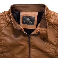 massimo dutti s leather jacket