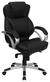contemporary leather high office chair black. zeus leather highback swivel chair black contemporaryofficechairs contemporary high office