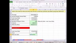 Simple Interest Calculator For Home Loan India And Simple Loan