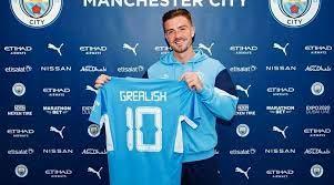 Aston Villa captain, Jack Grealish ...