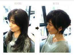 くせ毛を生かした髪型女性のショート編 Within 中高年 髪型 Divtowercom