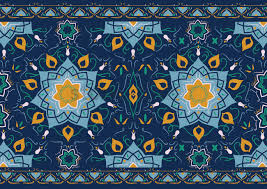 Islamic Art And Architecture The System Of Geometric Design Islamic Geometric Pattern Design Vector Image 1979396