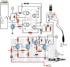 mobile phone circuit diagram pdf mobile image gsm based cell phone remote control switch circuit electronic on mobile phone circuit diagram pdf