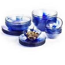 blue glass bowls uk designs