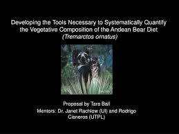 PPT - Proposal by Tara Ball Mentors: Dr. Janet Rachlow (UI) and Rodrigo  Cisneros (UTPL) PowerPoint Presentation - ID:2878757