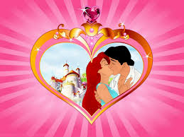 disney valentines day wallpaper.  Valentines Disney Valentineu0027s Day Images Ariel And Eric HD Wallpaper And Background  Photos Inside Valentines Wallpaper Y