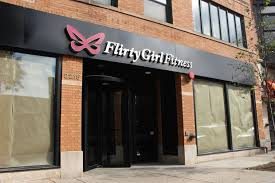the poles are closed at flirty fitness