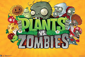 plants vs zombie wallpaper widescreen