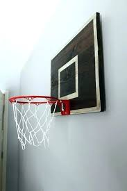 wall mounted mini basketball hoop wall mounted