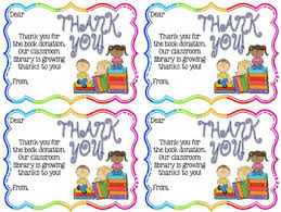 Thank You Notes Thank You Notes From Teachers To Students Or Families Tpt