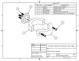 Mechanical Clamp Design Edge