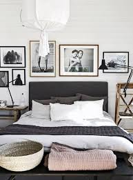 art bedroom furniture. scandinavian bedroom with gorgeous art by pella hedeby furniture
