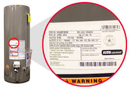 rheem water heater for manufactured homes. tank-type systems serial numbers rheem water heater for manufactured homes