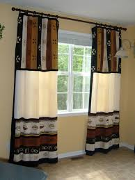 Appealing Image Of Bedroom Decoration Design Ideas Using Various Bedroom  Window Curtain : Attractive Picture Of
