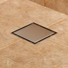 ortiz square shower drain