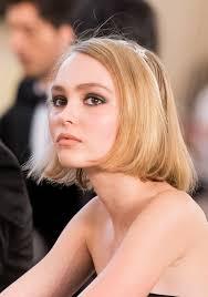Chanel Hair Style johnny depp & vanessa paradis lilyrose melody offspring 8781 by stevesalt.us