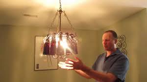 image of tips beer bottle chandelier