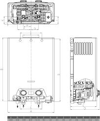 Инструкция на <b>газовую</b> колонку <b>Electrolux</b> GWH 265 ERN NANO ...