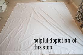 queen size white flat sheet