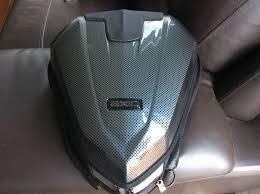 AXIO <b>hard pack</b> tail <b>bag</b>. - Perth Street <b>Bikes</b> | Carbon fiber, Hard, <b>Bags</b>