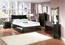bedroom furniture storage. Exellent Furniture Bedroom Furniture With Storage Milano Espresso Platform  Set Flat Panel Footboard By Atlantic To