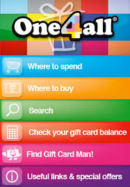 one4all to win a 100 one4all gift voucher