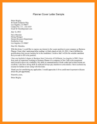 Sample Supply Chain Manager Cover Letter Example Of A Supply