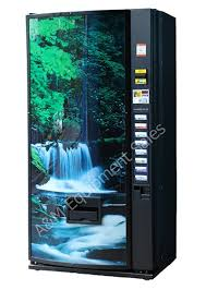 Hardware Vending Machine Extraordinary Dixie Narco 48 Drink Machine AM Vending Machine Sales
